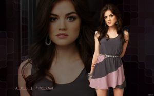 Lucy Hale wallpaper