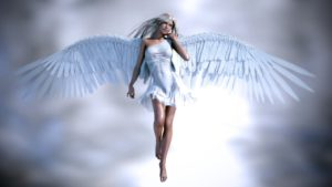 angelic guardian angel